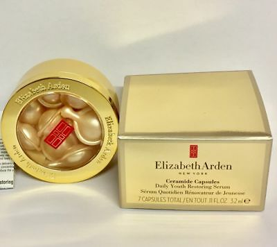 ELIZABETH ARDEN Daily Youth Restoring Serum Ceramide Capsules *BOXED* CHOOSE