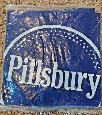 Pillsbury Logo Inflatable - NEW in original packaging w/ instuctions and hangers