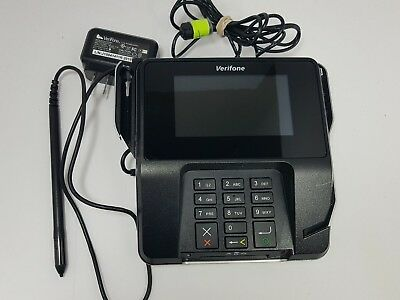 Perfect condition VERIFONE MX 915 Credit Card Terminal - EMV chipcard