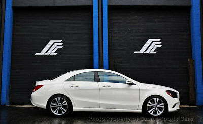 Mercedes-Benz CLA CLA 250 Coupe 2018 Mercedes Benz CLA250 Navigation Rear Camera Pano Roof One Owner Financing