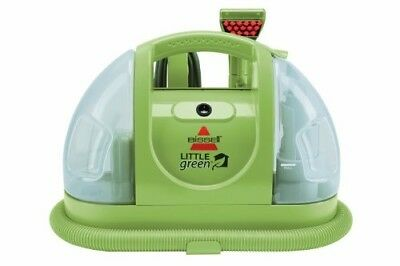 Bissell Little Green Multi-Purpose Compact Eco Deep Cleaner Carpet Washer New