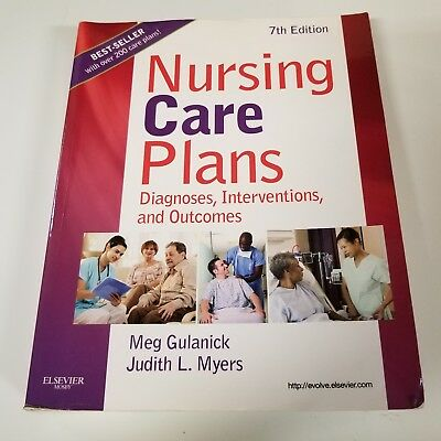Nursing care plans diagnoses interventions and outcomes by nursing care plans diagnoses interventions outcomes 7th edition judith l myers fandeluxe Gallery