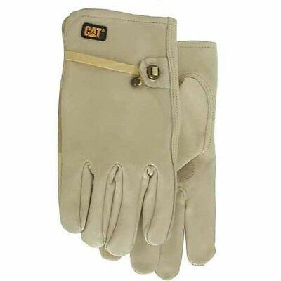 130f079fa3847 Cat Gloves Rainwear Boss MFG CAT012110J Jumbo Grain Cowhide Driver Gloves