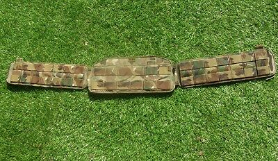 Special Forces Agile Belt pad,for security, police, military, Collectors size L