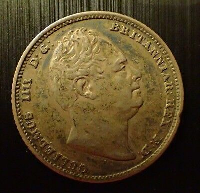 Great Britain 6 Pence 1831 | Silver