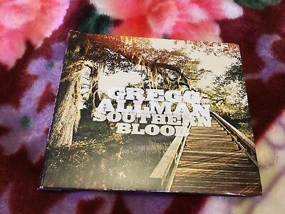 gregg allman southern blood new cd with dvd deluxe edition picclick ca. Black Bedroom Furniture Sets. Home Design Ideas