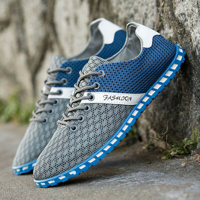 Men's Sneakers Casual Athletic Shoes Sports Running Outdoor Trainers Breathable