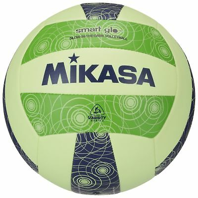Mikasa Smart Glo and trade; Glow-in-the-Dark Volleyball