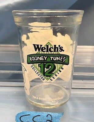 Welches Glass – Looney Tunes Collector Series 12  1994 Warner Bros. CC2