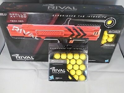 Brand New in the Box Nerf Rival Apollo XV-700 w/ 25 High Impact Rounds
