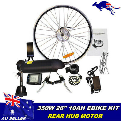 Electric Bike Conversion Kit 36V 350W Front Drive Hub Motor Ebike E Tricycle Kit