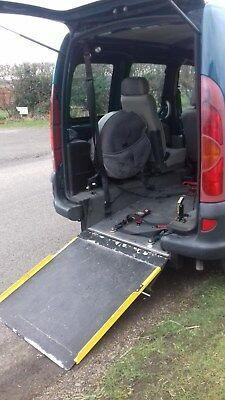 Renault Kangoo 1.4 Automatic 44,000 Miles Only   / Wheelchair / scooter