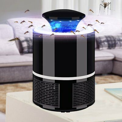 Electronic Photocatalyst Mosquito Killer Lamp light With Suction Fan DS