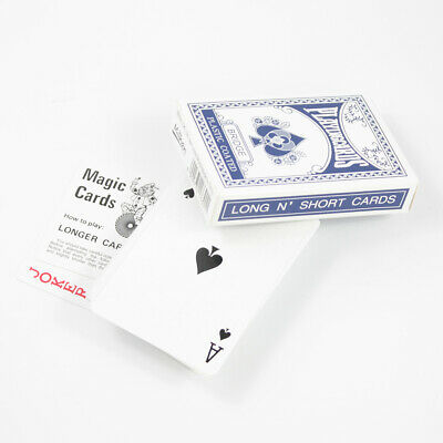 A Deck Of Magic Trick Playing Cards - Svengali - Long N Short