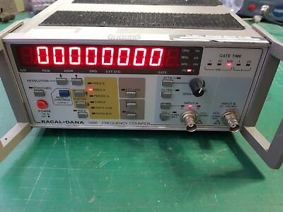 Frequency Counter Racal Dana 1998 1.3GHz  With Option  M  55  10  04E   60