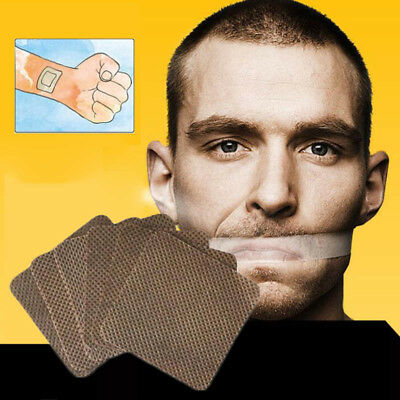 100Pcs/1Bag Stop Quit Smoking Patches Care High Quality Chinese Traditions Smoke
