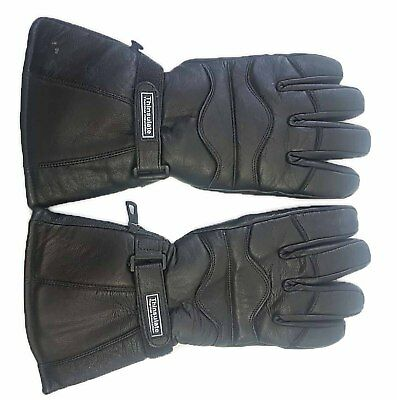 Chelsea Biker Gloves Waterproof Breathable Thinsulate Thermal Winter Gloves