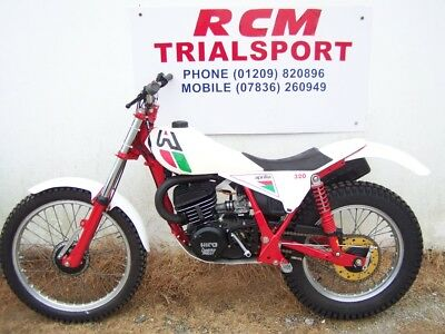 Scorpa factory 250 300cc 2017 Trials bike ex-condition over 50 owner little use