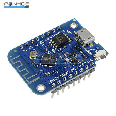 Wemos D1 Mini ESP8266 CH340G WIFI NodeMcu Lua Development Board V3.0.0