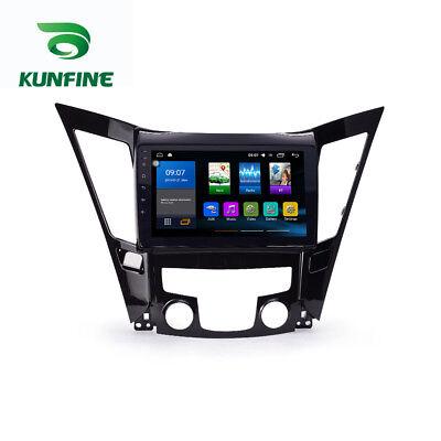 Android 6.0 Quad Core Car DVD Stereo Player GPS Sat Nav For Hyundai Sonata 11-14