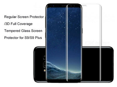 For Samsung Galaxy S9 S9+ Ultra Clear/Tempered Glass screen protector