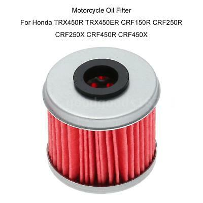 Oil Filter For Honda TRX450ER CRF150R CRF250R CRF250X Motorcycle durable R0O7