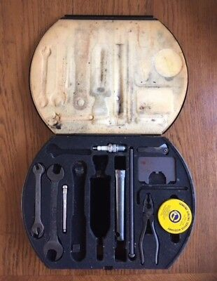 Toolkit Jaguar mK2. Not complete but In good condition