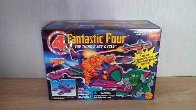 Figur Fantastic Four The Thing´s sky cycle von ToyBiz Marvel Comics  in OVP