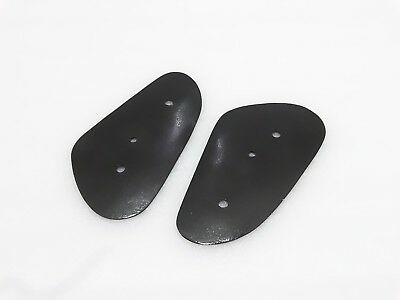 Brand New Ajs Matchless Petrol Tank Knee Pads Mounting Plate (1938-56) @vt