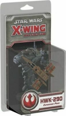 Star Wars X-Wing Miniatures Game: HWK-290 Light Freighter Expansion Pack | Fanta