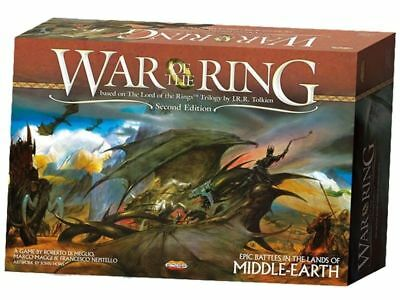War of the Ring 2nd Edition   Ares Games - New Game