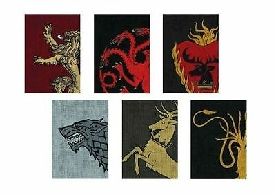 Game Of Thrones Art Sleeves: House Stark  |  - New Game