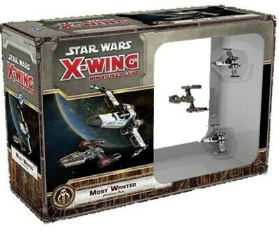 Star Wars X-Wing Miniatures Game: Most Wanted Expansion Pack | Fantasy Flight Ga