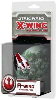 Star Wars X-Wing Miniatures Game: A-Wing Expansion Pack | Fantasy Flight Games -