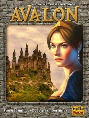 The Resistance Avalon   Indie Boards & Cards