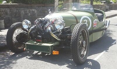 morgan three wheeler lookalike