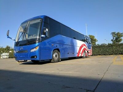 Direct from Manufacturer - Higer 45' Motorcoach