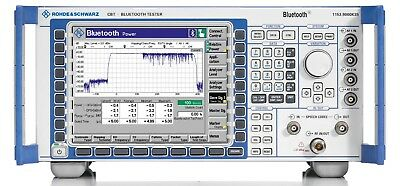 Rohde & Schwarz  CBT Bluetooth Tester with Display OPTS3