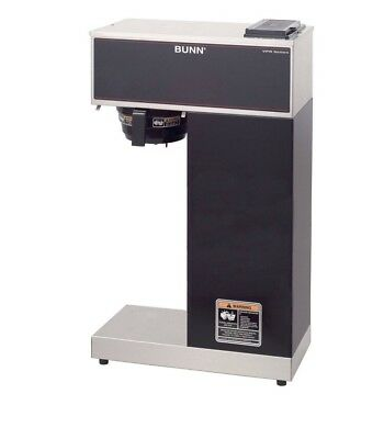 BUNN VPR-APS Pourover Ice Tea Brewer with New 33200.0010 Restaurant