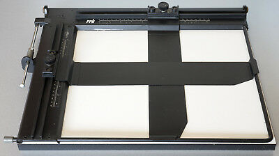 """RR Beard (RRB) 10"""" x 12"""" Masking Frame. Excellent Cond."""
