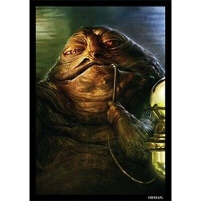 Star Wars Art Sleeves Jabba the Hutt  |  - New Game