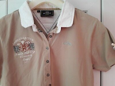 HV Polo Shirt, Gr XL, beige