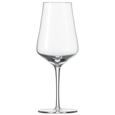 Schott Zwiesel Beer Basic Beer Tasting Glass Set of 6 with Effervescence Point