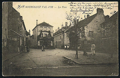 AK Bourgneuf val d´or 1904