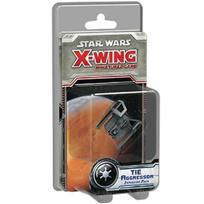 Star Wars: X-Wing: TIE Aggressor  |  - New Game