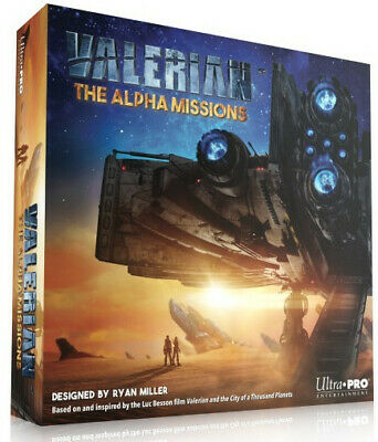 Valerian The Alpha Missions | Ultra PRO - New Game