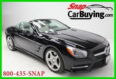 2013 Mercedes-Benz SL-Class SL550R 2013 Mercedes-Bemz SL550R Turbo 4.7L V8 Convertible Premium*Navi*AMG PKG*LOADED!