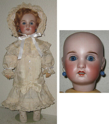 Antique Tete Jumeau SFBJ French Doll