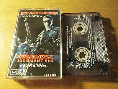 MC TERMINATOR 2 original Soundtrack 1991