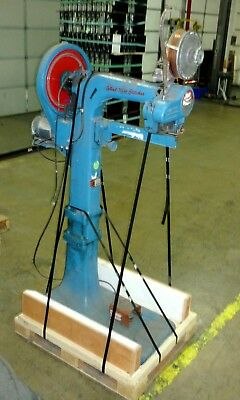 Ideal Industrial Stitcher Machine (Model IS-2047) With Motor and 25# staple roll